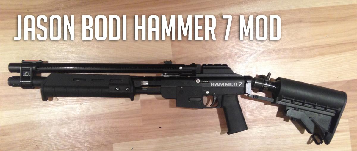 Hammer 7 paintball